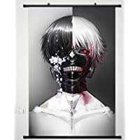 Tokyo Ghoul Home Decor Anime Kaneki Ken Wall Scroll Poster Japanese Cosplay 23.6 X 35.4 inches - 037
