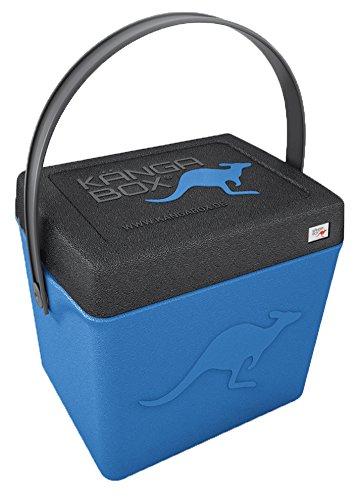 Kängabox® - Trip blau 380x285x365mm Thermobox Kühlbox - 20l/1St
