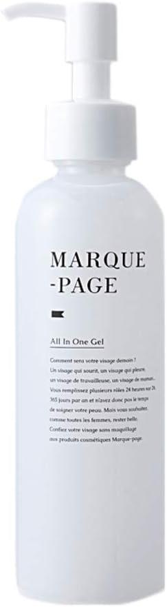 MARQUE-PAGE マルクパージュ オールインワンゲル