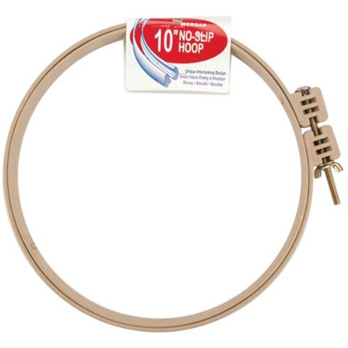 Morgan Products 10-Inch Plastic No-Slip Hoop by Morgan