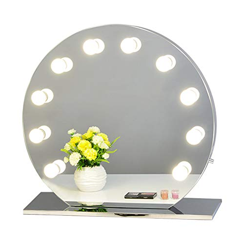Chende Hollywood Makeup Vanity Mirror with Light