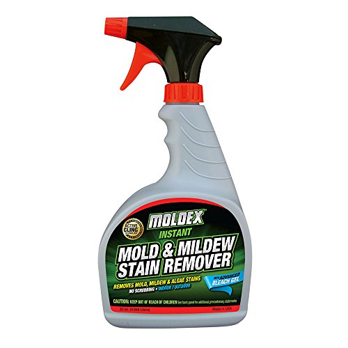 Moldex Biodegradable Mold and Mildew Stain Remover, 32 oz