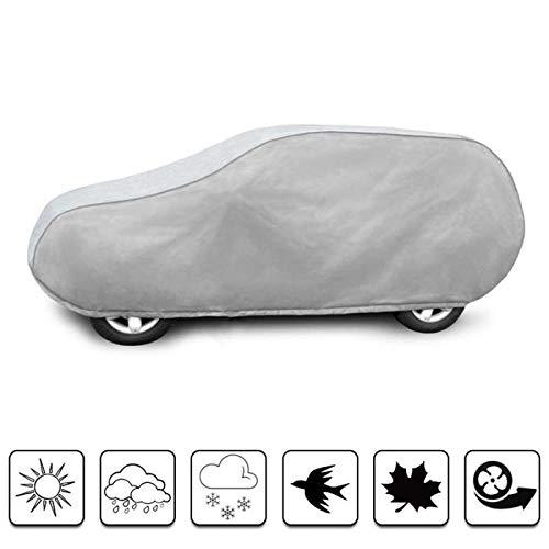 Road Club Afdekzeil voor auto, compatibel met Jeep Renegade (vanaf 2014) waterdicht, ademend en UV-bestendig.