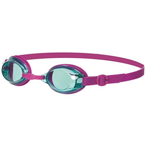 Unisex Anti-fog Competition Swimming Goggles(Purple) - 9