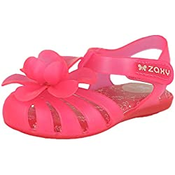 Zaxy Garden Baby Pink Infant Girls Ankle Strap Size 7M