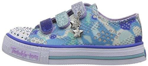 Pictures of Skechers Kids Kids' Shuffles-Lookin Lovely Sneakerblue/ 10760L 5