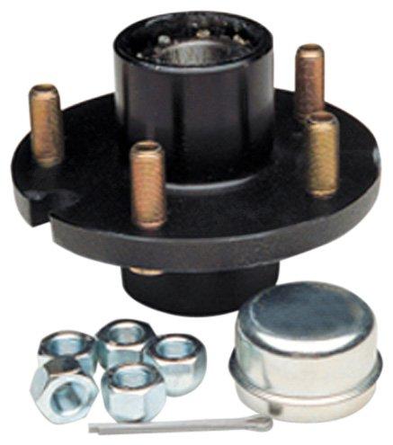 Tie Down 81060 1'' Bearing 4'' Stud Wheel Hub Kit