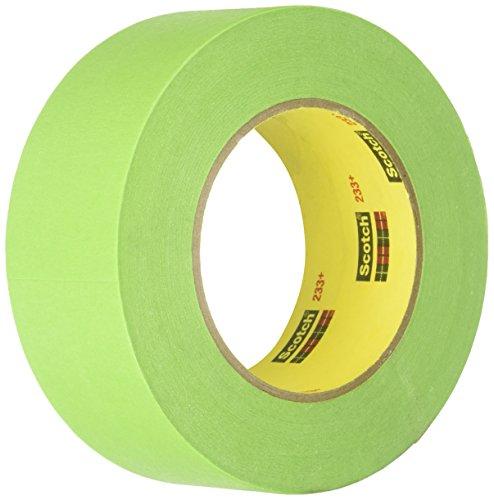 3M 26340 Scotch Performance Masking Tape (233+ 48 mm x 55 m), 12 (3m 233+ Scotch)