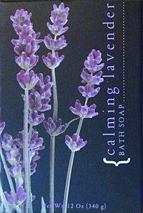 (Commonwealth Lavender Single Soap Bar 12 Oz.)