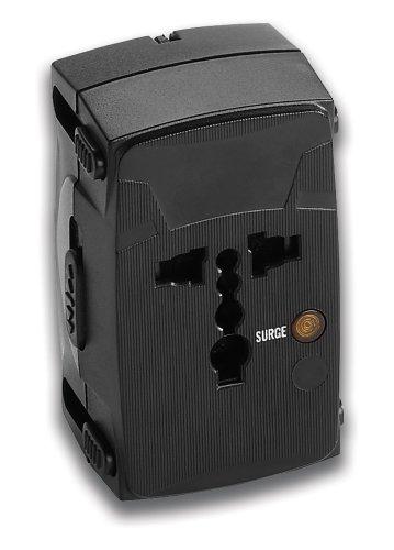 - Lewis N. Clark Universal 4 in 1 Adapter Plug, Black