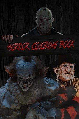Horror Coloring Book ()