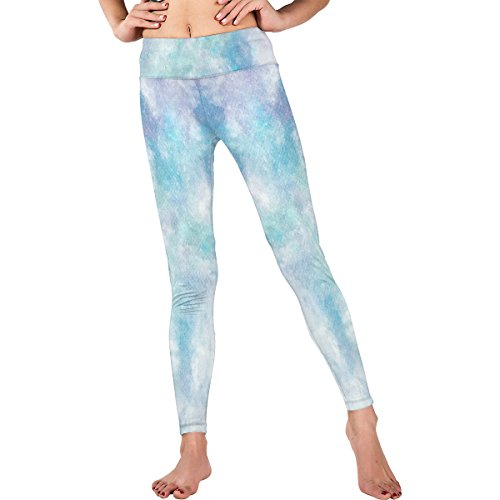 myymee deporte Yoga Leggings para mujer Plus tamaño XXL Mix Color 01-mix color