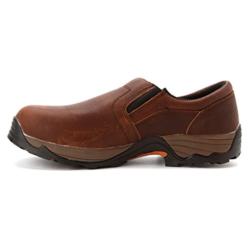 Brown McRae Met Slip Twin on Composite Shoes Brown Guard Toe Gore Work PFPCxqUwS