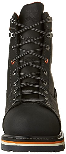 8 Black Work PRO Men's Boot Timberland CSA Gridworks Inch I4wOT
