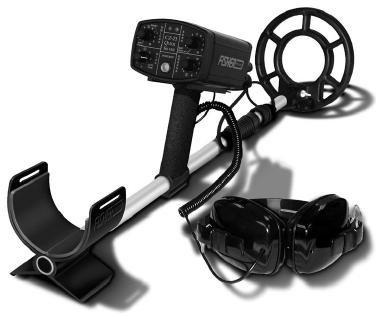 Quicksilver Metal Detector - 9