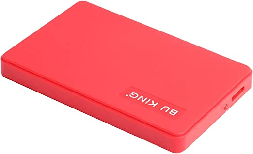 kokiya 2T外付けUSB3.0 HDDに適用ラップトップデスクトップノートブック7200rpm赤