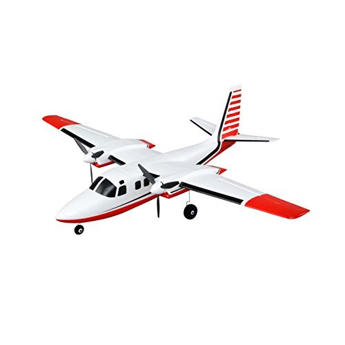 E-flite UMX Aero Commander BNF Basic with AS3X, EFLU5850