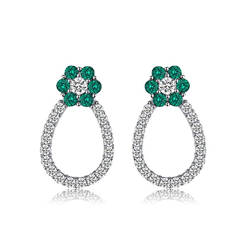 Tiffany Emerald Earrings - 7