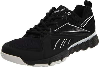 Reebok Men's Flashvibe Train Cross-Training Shoe,Black/Grey/Silver,7 M US