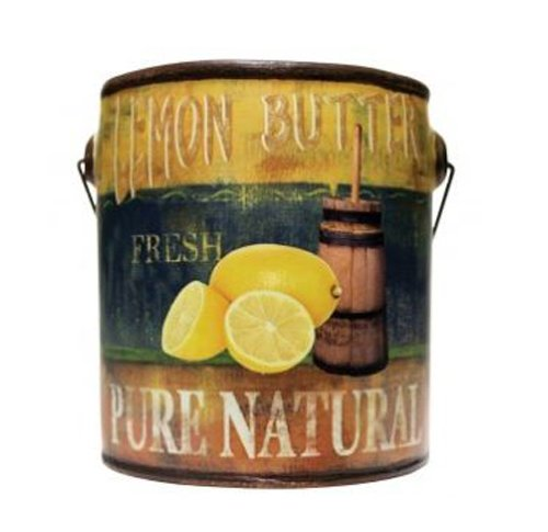 Cheerful Giver Lemon Butter Candle
