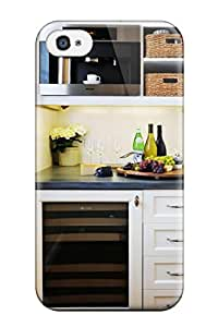 Iaj-3847OHOgqChY Small Apartment Kitchen Awesome High Quality Iphone 4/4s Case Skin