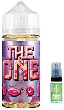 E-Liquid The One Strawberry 100ml - 70vg 30pg + ELiquid The Boat 10 ml lima limón - Pack de 2 unidades.: Amazon.es: Salud y cuidado personal