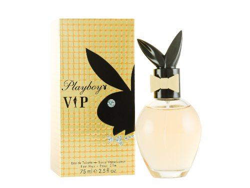 Apple Peony Eau De Toilette (Playboy Vip Eau de Toilette Spray, 2.5 Ounce)