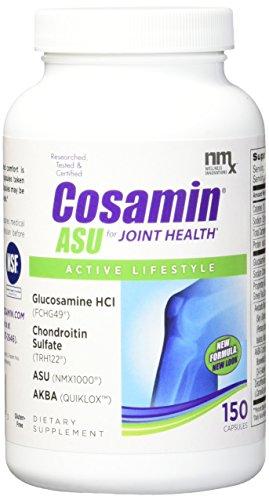 Cosamin Cosamin Asu Capsules, 150 Count (Formula Cosamin Advanced Asu)