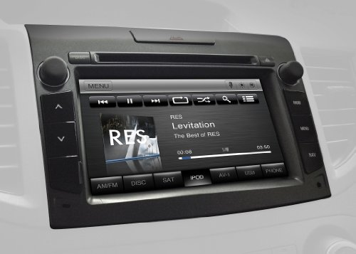 CarShow by Rosen CS-CRV12-US 2012-13 OE-Look Honda CRV  Multi-Media System with Navigation