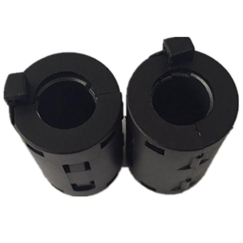 400ea slplit clamp filter ferrite ID0.43'' UF110 SCRC110 2132-1130 for diameter 0.39''-0.43'' cables by Hondark (Image #3)