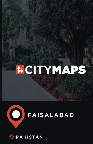 City Maps Faisalabad Pakistan