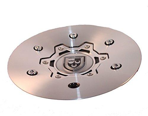 Lexani Wheels Custom Center Cap Polished (Set of 1) # 654L01 C-189-5 C-652242MB LX-2 24