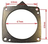 scooter Pull start Spacer Plate for 33cc, 43cc, 49cc Pull Starter (Type-1) for