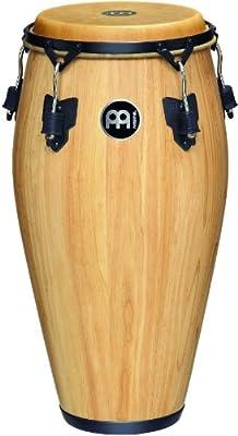 Meinl Percussion LC11NT-M Artist Series Luis Conte Signature 11 Quinto, Natural Finish from Meinl USA L.C.
