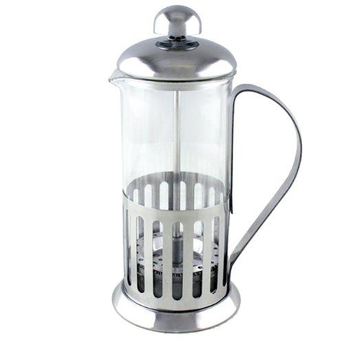 Ovente prensa francesa café eléctrica de acero inoxidable (0,8 kg ...