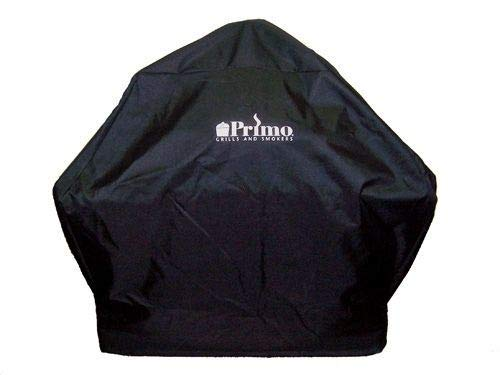 Primo Ceramic Grills Multipurpose Weatherproof Grill Cover for Oval All Built-in Applications ()