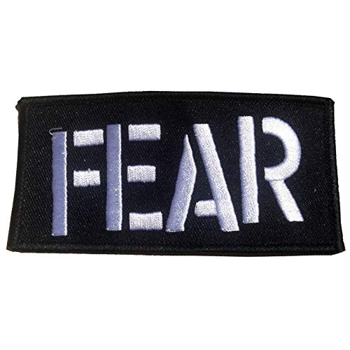 Largemouth Fear Logo Patch Accessory