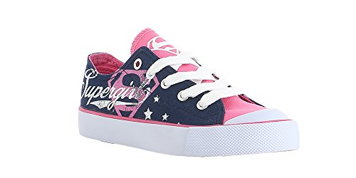 Dc Comics Supergirl Femmes Sneaker