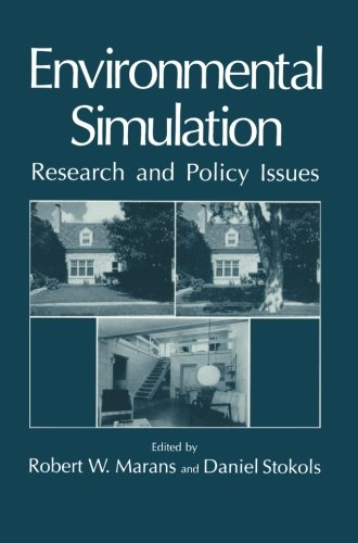 Environmental Simulation: Research and Policy Issues (Aging Simulation)