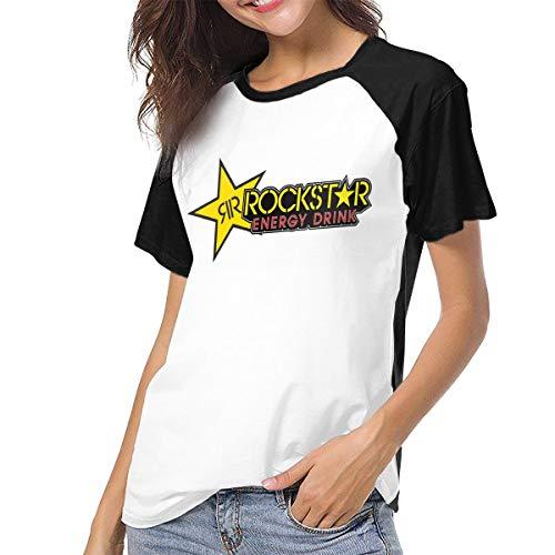 rockstar energy shirt women - 2