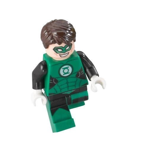 LEGO DC Comics Super Heroes Minifigure - Green Lantern (76025) (Lego Justice League Green Lantern)