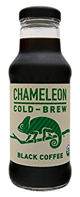 Chameleon Cold-Brew Ready-to-Drink Coffee