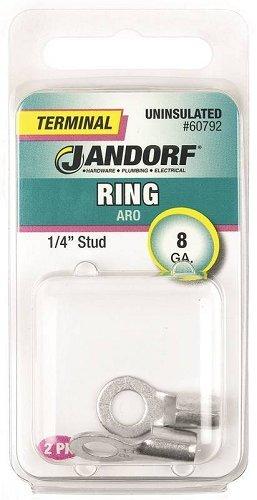 Jandorf Specialty Hardw Term Ring 8St Ny Unins 1//4 60792