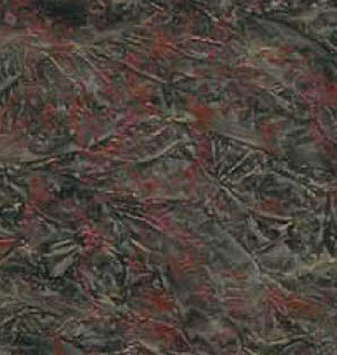 - Van Gogh - Red/Champagne Stained Glass Sheet - 6