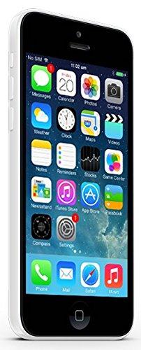 Apple iPhone 5C, GSM Unlocked, 32GB - White (Refurbished)]()