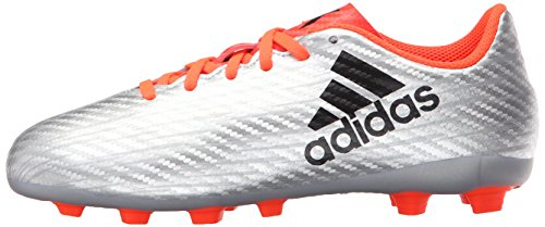 Pictures of adidas Performance Kids' X 16.4 Firm S75699 Silver Metallic/Black/Infrared 5