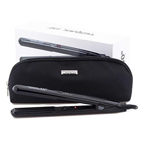 Termix 230º Black Edition Plancha de pelo con tecnología de placas de cerámica-Sistema digital de regulación de…
