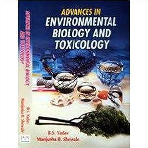 Libros En Para Descargar Advances In Environmental Biology And Toxicology En PDF