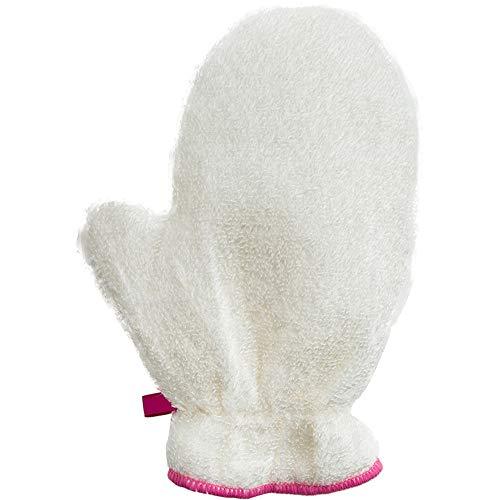 Dishwashing Gloves Waterproof Hook scouring pad Absorbent Home rag Kitchen Gadgets dishwashing Gloves (White) Cleaning not Wet Hands