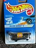 Hot Wheels 1996 1:64 Scale Silver Series II Chrome Oscar Mayer Wienermobile Die Cast Car 4/4